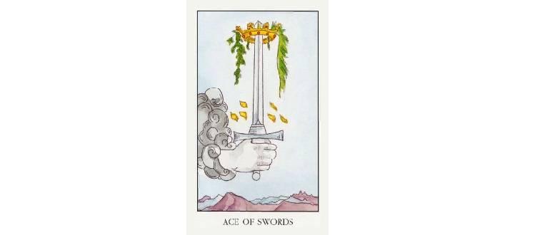 7 (семёрка) мечей в картах таро: значение в отношениях, любви, работе