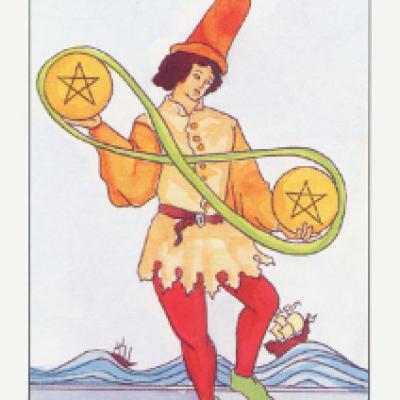 Масть пентаклей таро - значение карт (туз, король, королева, паж и другие)
