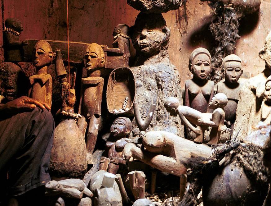 Религии африки