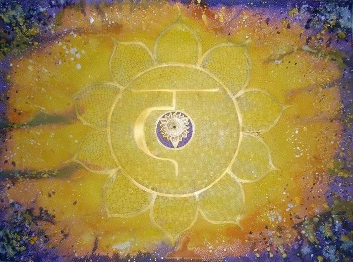 Манипура. третья чакра человека