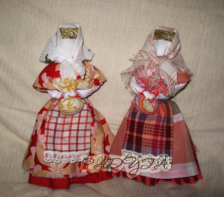 Славянские куклы-обереги своими руками: мотанка, богиня берегиня и другие для невест, на удачное замужество, от ночных кошмаров и иные цели, значение и доля