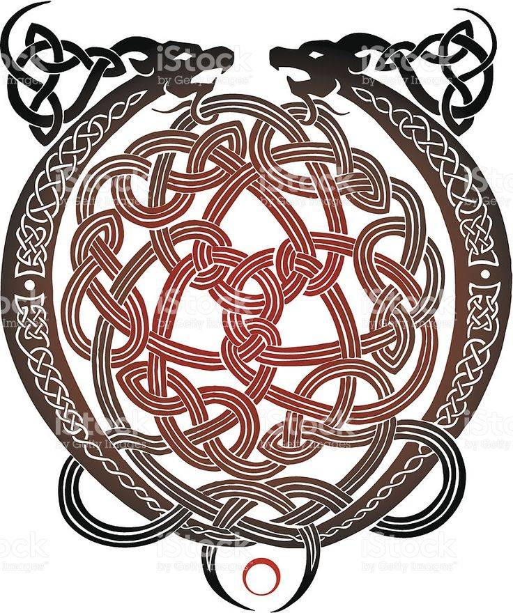 О чем рассказывают кельтские узоры? :: syl.ru