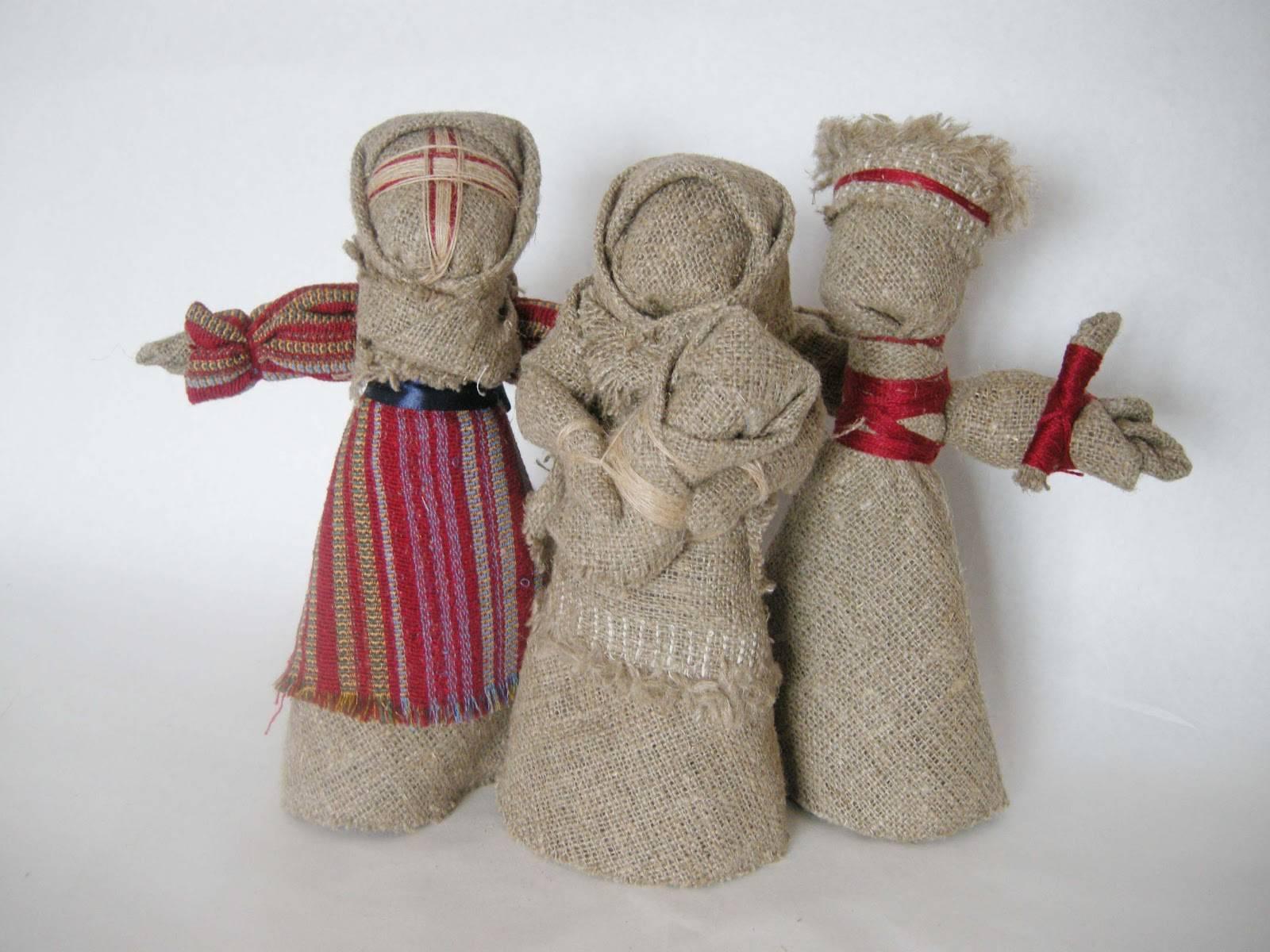 Кукла мотанка — коробочка идей и мастер-классов