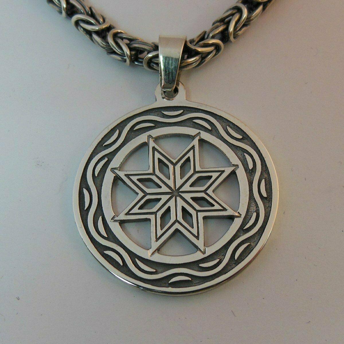 Оберег алатырь (крест сварога): значение символа для мужчин и женщин, как сделать своими руками