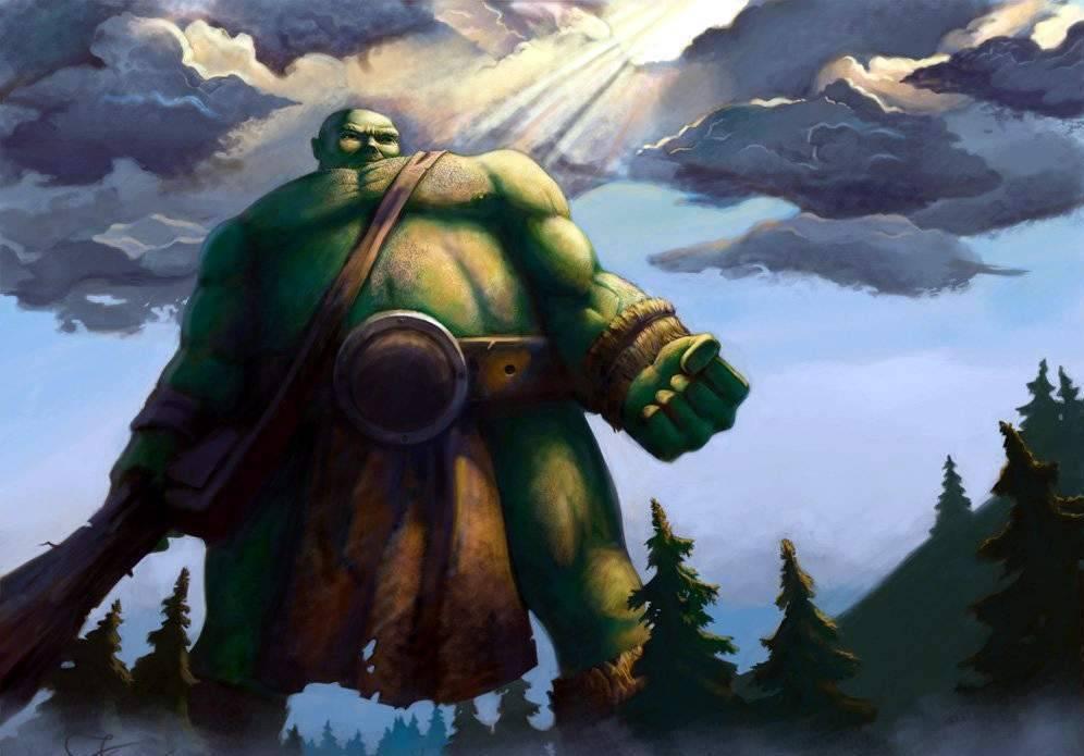 Мифы и легенды о великанах восходят к каждой культуре в каждом уголке мира