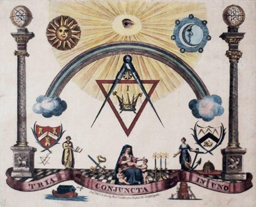 Что такое масонский амулет на деньги и что он из себя представляет в действительности?