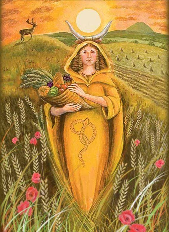 Кельтский календарь и праздники