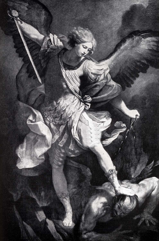 Архангел люцифер и архангел михаил — противостояние братьев