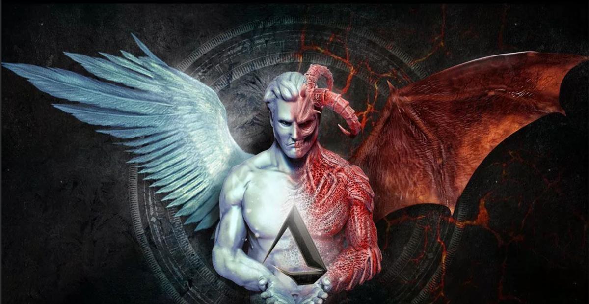 Сатана(дьявол,самаэль)   магия в нас и вокруг нас вики   fandom