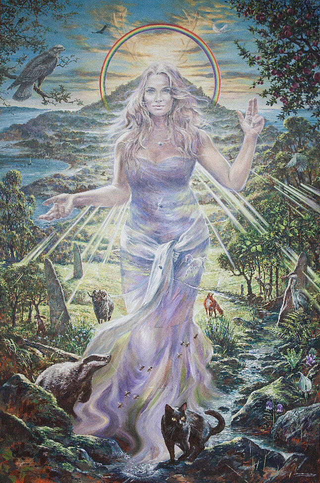 Растительные мотивы в мифологии кельтов
