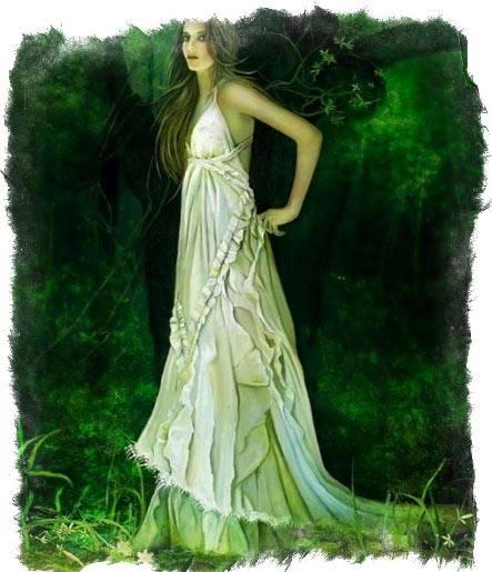 Агуане — водные девы, карающие за грубость и насилие