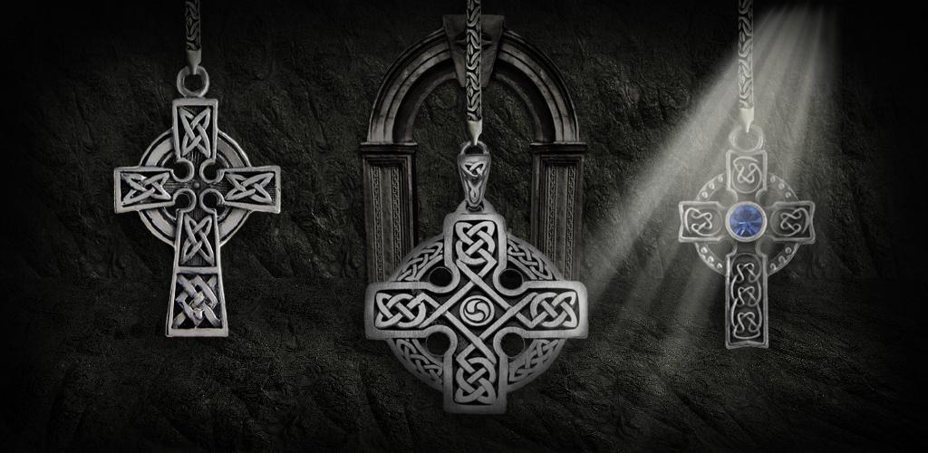 Кельтский крест—ваша надежная защита от Злых Сил