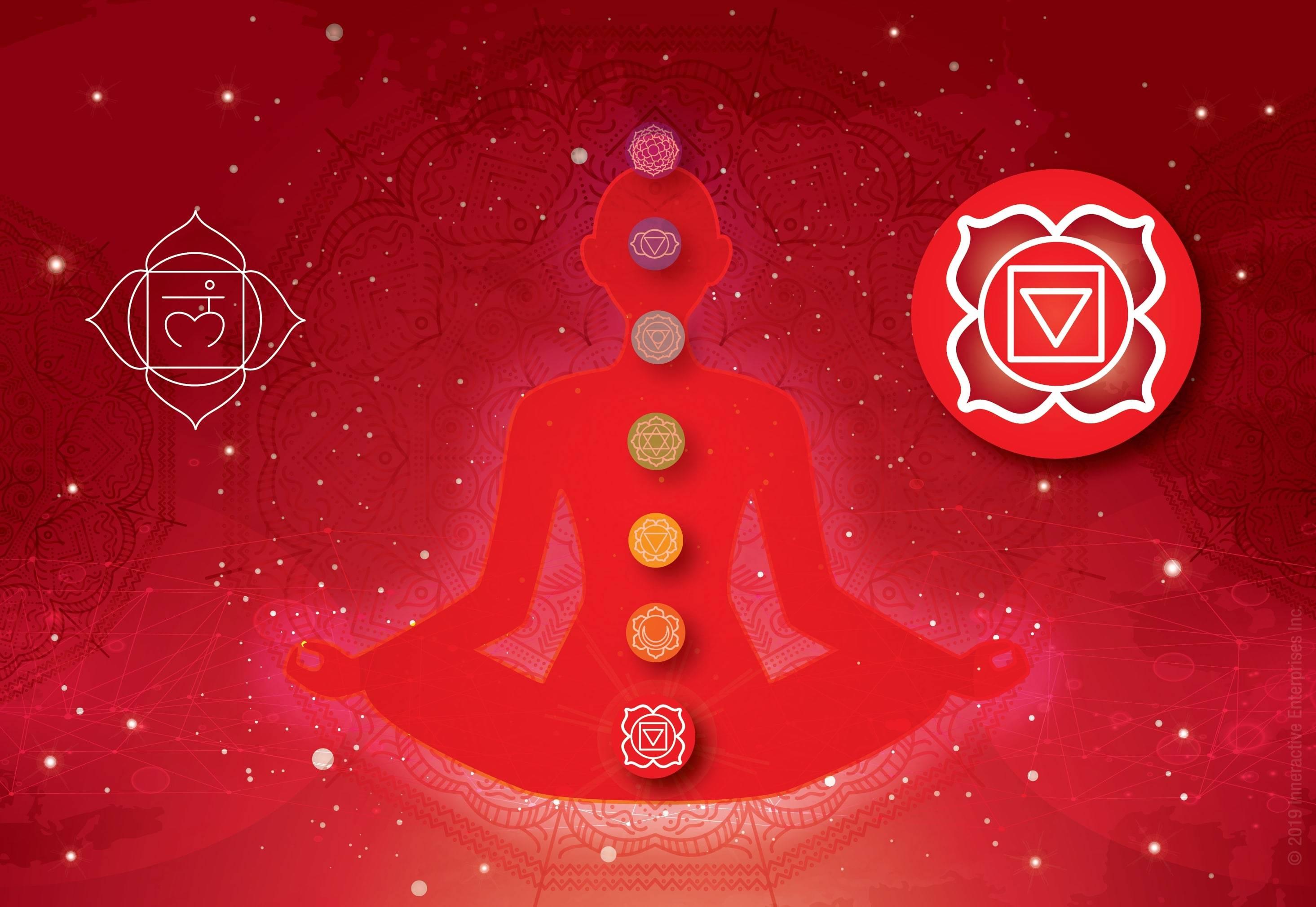 Чакра муладхара — за что отвечает и на какие органы влияет