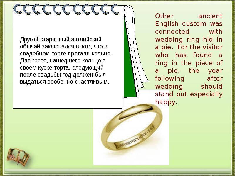 Приметы с обручальными кольцами после свадьбы