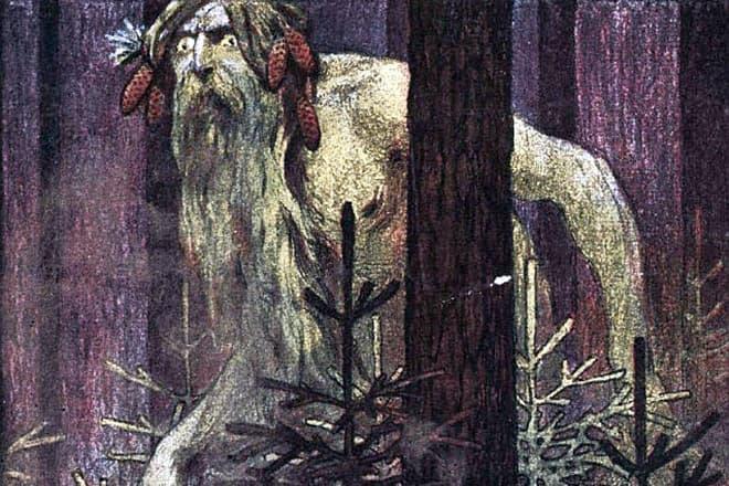 Леший | mythological creations | fandom