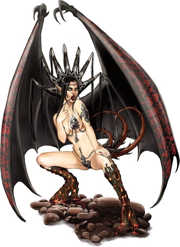 Прекрасные и ужасные: имена женщин-демонов