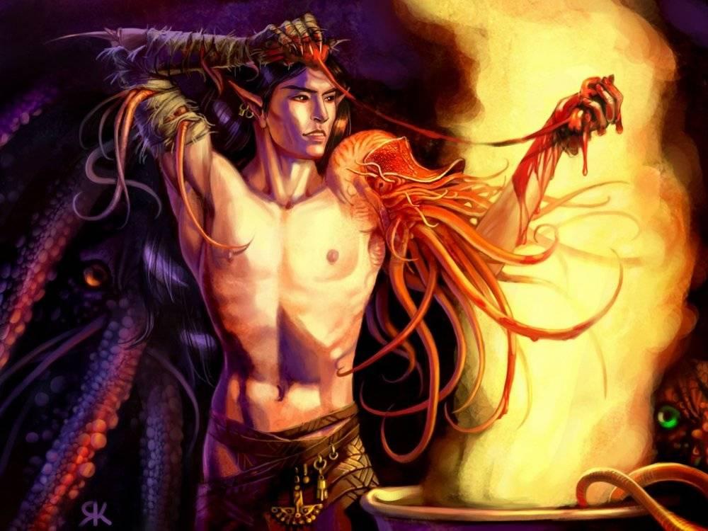 Инкуб — демон, соблазняющий женщин   | магия любви