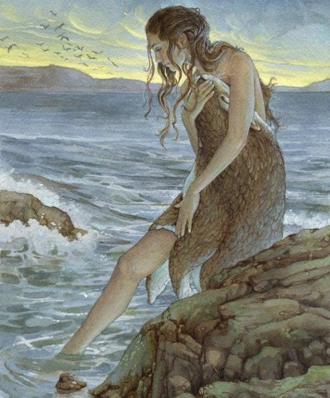 Мифология и фольклор кельтских народов | bestiary.us