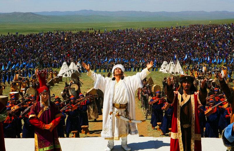 Сулу искандер — история потомка чингисхана