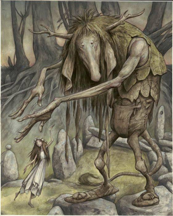 Кобольды — волшебные существа с проказливым нравом     магия любви