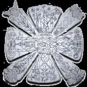 Славянский крес (сохранная кольчуга): значение и описание славянского оберега, правильное изображение символа на амулете