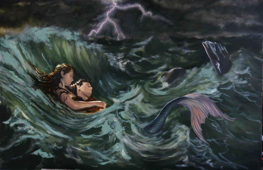 Сирены (sirenia) - травоядные морские млекопитающие. сирены — губительницы моряков из древнегреческих легенд
