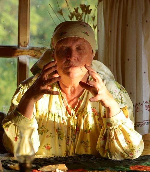 Как найти слепую предсказательницу бабу нину
