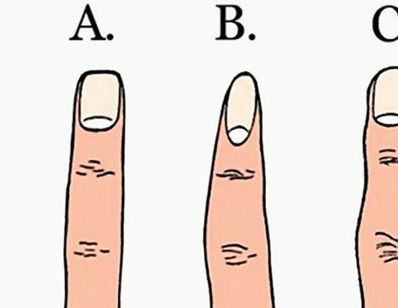 Толстые, длинные или кривые пальцы на руках — узнаем по ним характер.