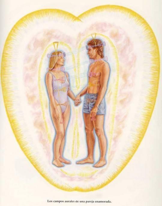 Обмен энергией между мужчиной и женщиной - законы обмена энергией между людьми на расстоянии
