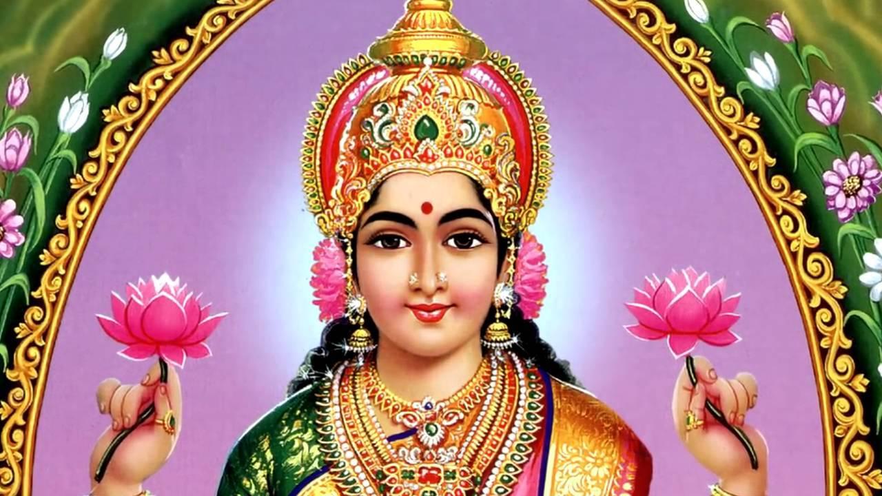Мантра богине лакшми на деньги и богатство