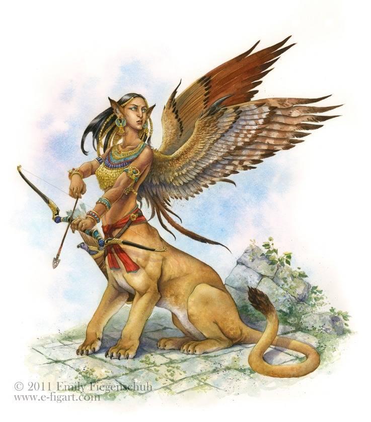 Гарпия | энциклопедия девушек-монстров вики | fandom