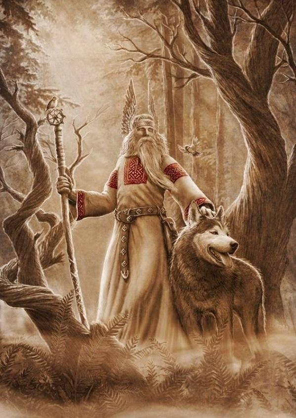 Велес- бог магии и творчества!   практическая магия.