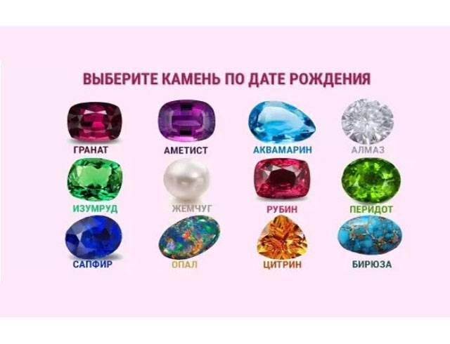 Как узнать свой камень и использовать его