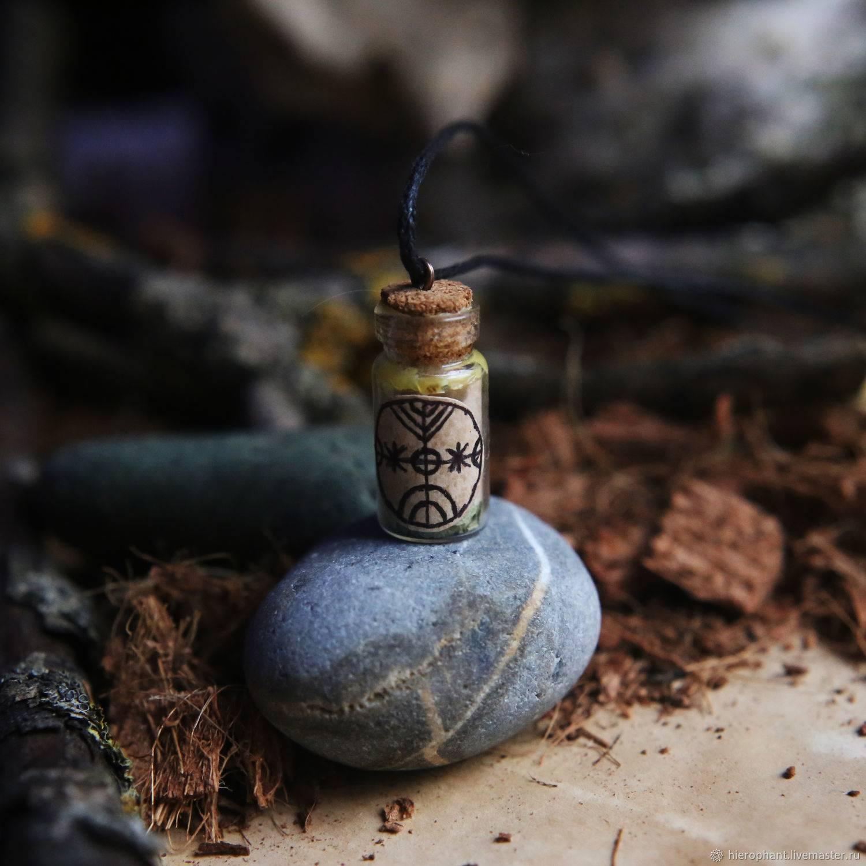 Ведьмина бутылка - описание, защитные свойства, инструкция по изготовлению оберега