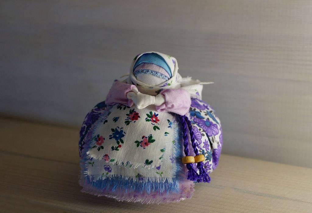 Как своими руками сделать куклу оберег