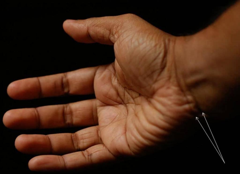 Линии на запястье (браслеты): что означают, где находятся, как выглядят