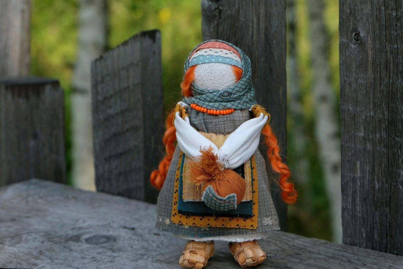 Характеристика и создание куклы подорожницы