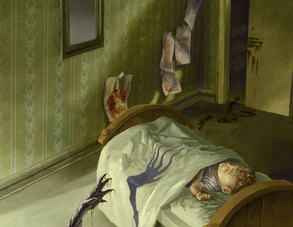 Образец 11 | дом пугалок страшилки вики | fandom