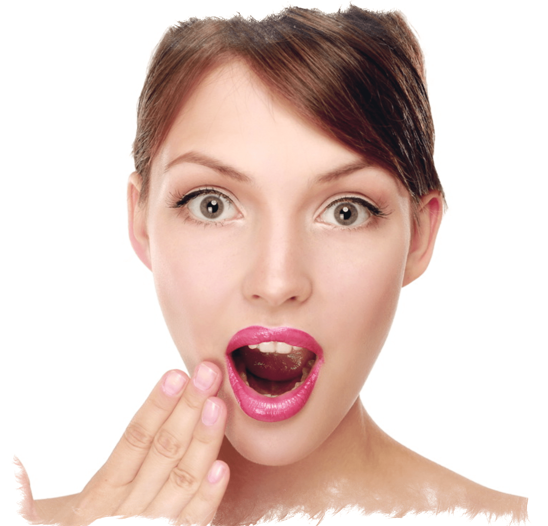 Примета: прикусить язык во время еды или разговора
