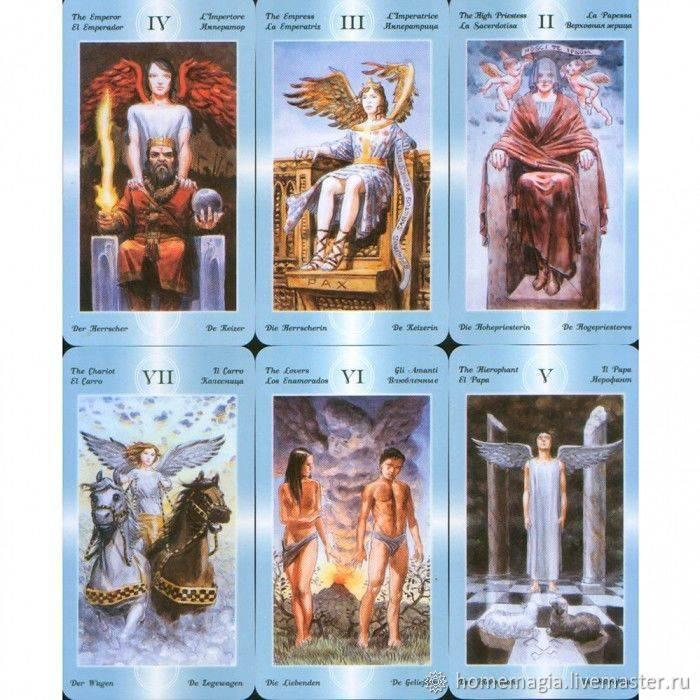 Читать книгу таро ангелов-хранителей. помощники и защитники человека. дмитрия невского : онлайн чтение - страница 1