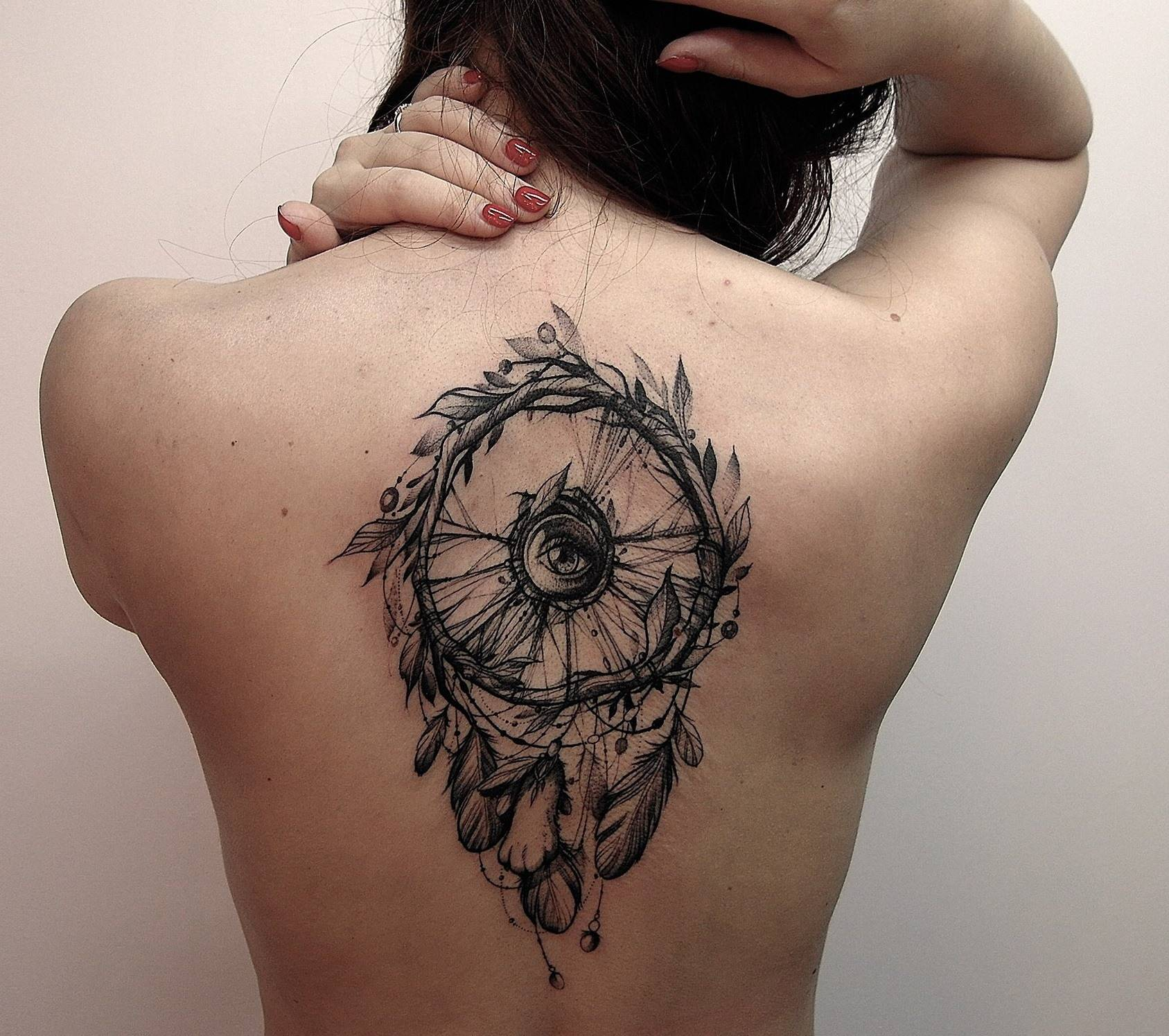 Тату обереги для девушек и мужчин: значение и фото. как выбрать татуировку с умом?