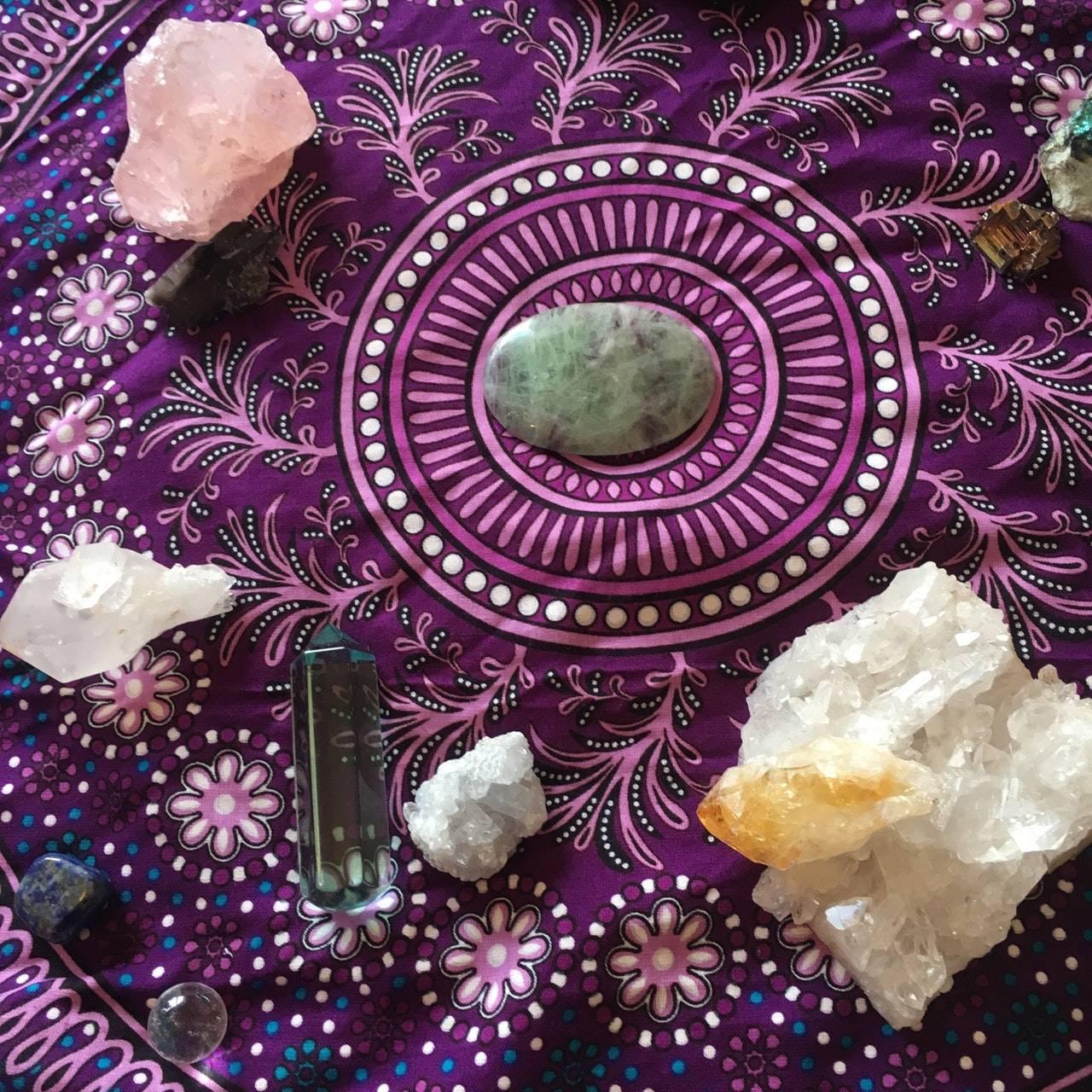 Магия камней и их целебные свойства