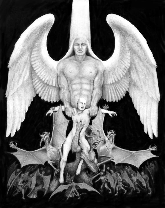 Кто такой азазель, почему он демон пустыни и как стал падшим ангелом
