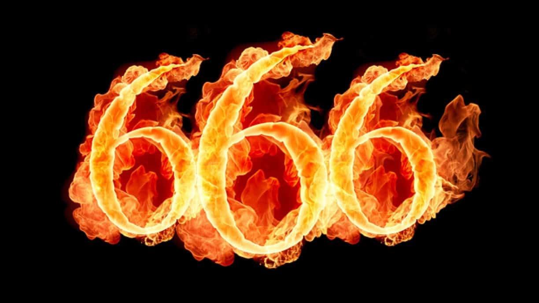 Число зверя 666 — почему его боятся люди, и что оно означает