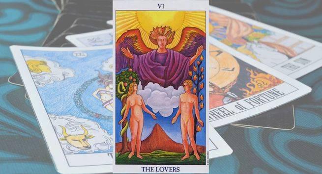 Влюбленные таро: значение в отношениях и любви, сочетание с другими картами