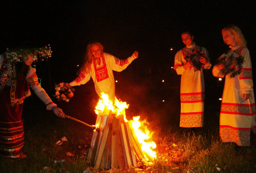 Перунов день - славянский праздник воинов и земледельцев