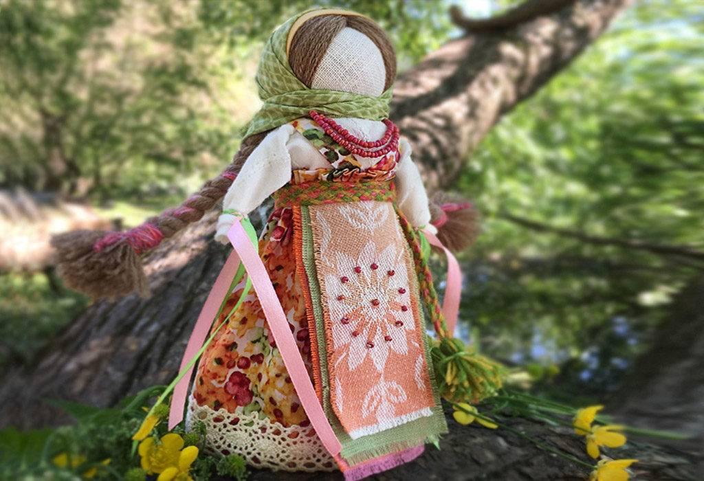 Кукла Желанница своими руками — мастер класс