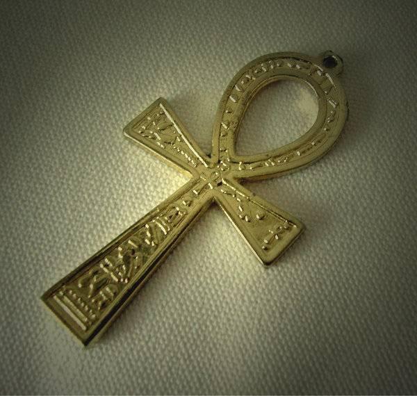 Анкх – египетский крест