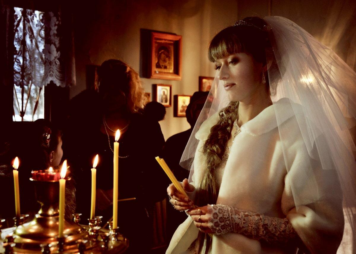 """Приворот """"чёрное венчание"""" - когда действует, последствия, отзывы"""