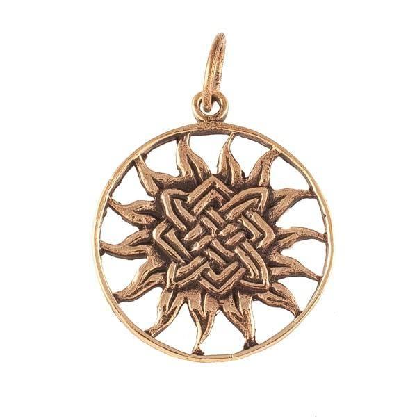 Значение символа солнцеворот